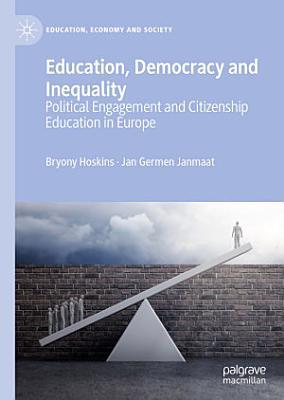Education  Democracy and Inequality PDF