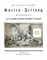 Allgemeine deutsche Garten Zeitung PDF