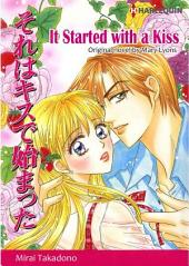 IT STARTED WITH A KISS: Harlequin Comics