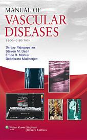 Manual of Vascular Diseases: Edition 2