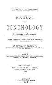 Manual of Conchology: Second Series: Pulmonata