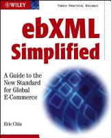 ebXML Simplified PDF