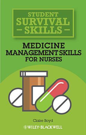 Medicine Management Skills for Nurses PDF