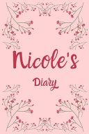 Nicole's Diary
