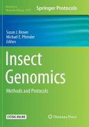 Insect Genomics