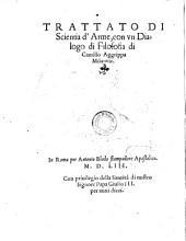 Trattato Di Scientia d'Arme, con un Dialogo di Filosofia