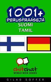 1001+ perusfraaseja suomi - tamil