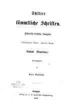 Schillers s  mmtliche schriften PDF
