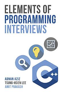 Elements of Programming Interviews Book