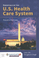 Essentials of the U S  Health Care System PDF