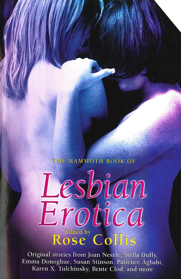 The Mammoth Book of Lesbian Erotica 2