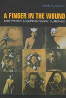 A Finger in the Wound PDF