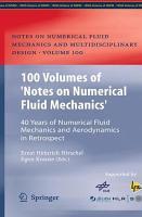 100 Volumes of  Notes on Numerical Fluid Mechanics  PDF