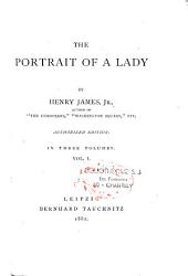 The Portrait of a Lady: Volume 1