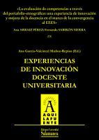 La evaluaci  n de competencias a trav  s del portafolio etnogr  fico  una experiencia de innovaci  n y mejora de la docencia en el marco de la convergencia al EEES PDF