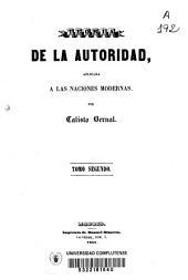 Teoría de la autoridad: (478 p.)