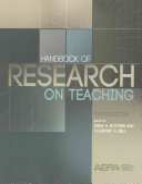 Handbook of Research on Teaching PDF
