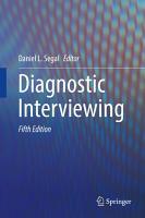 Diagnostic Interviewing PDF