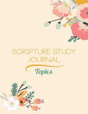 Scripture Study Journal Topics Book