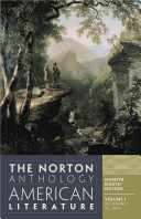 The Norton Anthology of American Literature PDF