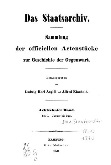 Das Staatsarchiv PDF
