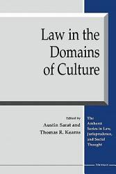 Law in the Domains of Culture PDF