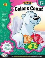 Color & Count, Ages 3 - 5