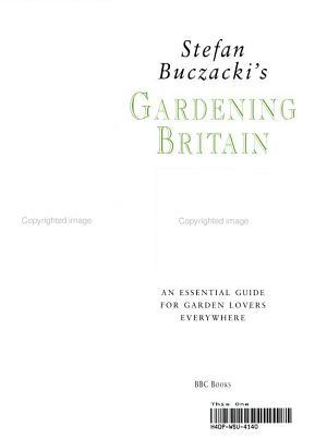 Stefan Buczacki s Gardening Britain