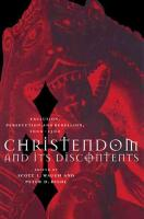 Christendom and Its Discontents PDF