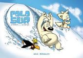 Polo Sur, Extraños en la Antártida (Cómic)