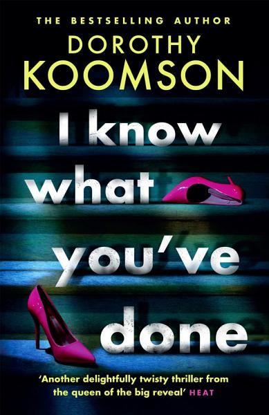 Download I Know What You ve Done Book