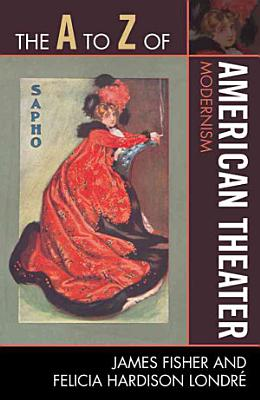 The A to Z of American Theater PDF