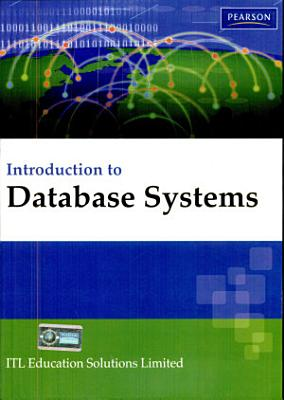 Introduction to Database Systems PDF