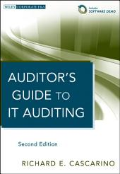 Auditor's Guide to IT Auditing: Edition 2
