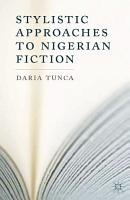 Stylistic Approaches to Nigerian Fiction PDF