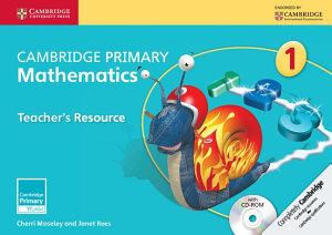 Cambridge Primary Mathematics Stage 1 Teacher s Resource with CD ROM PDF