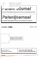 Patent journal  including trade marks  designs  and copyright in cinematograph films PDF