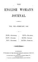 The English Woman s Journal PDF