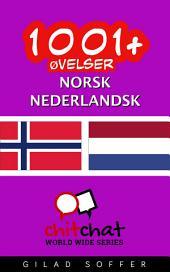 1001+ øvelser norsk - Nederlandsk