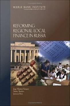 Reforming Regional local Finance in Russia PDF