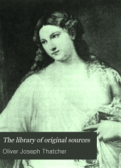 The Library of Original Sources: Advance in knowledge, 1650-1800