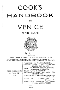 Handbook to Venice PDF