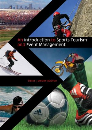 Introduction to Sports Tourism and Event Management  An PDF