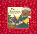 Merry Christmas Little Mouse Book