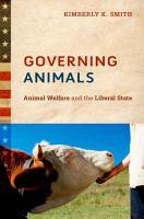 Governing Animals PDF