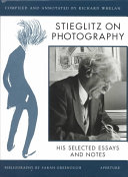 Stieglitz on Photography