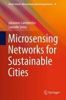 Microsensing Networks for Sustainable Cities PDF