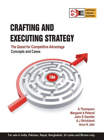 Crafting and Executing Strategy   SIE PDF