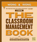 The Classroom Management Book Book