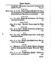 Kayser- und Königl. Das Erb-Hertzogthum Schlesien concernirende Privilegia Statuta und Sanctiones Pragmaticae ...